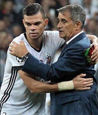 Pepe, Porto maçında oynayacak mı? Güneş açıkladı