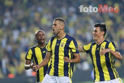 Fenerbahçeli Slimani'nin 1 golü 1.2 milyon Euro