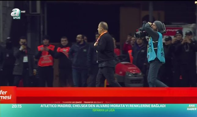Galatasaray ve Fatih Terim buluşmasının 45. yılı