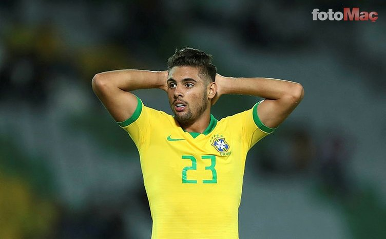 Son dakika transfer haberleri | Trabzonspor'a genç Sambacı!