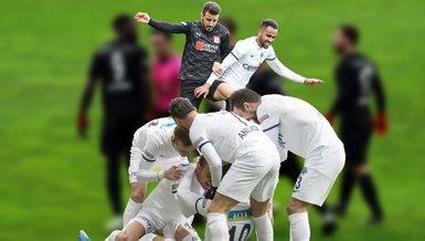 Kasımpaşa-Sivasspor: 2-0 (MAÇ SONUCU-ÖZET)