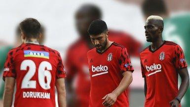 Konyaspor 4-1 Beşiktaş | ÖZET