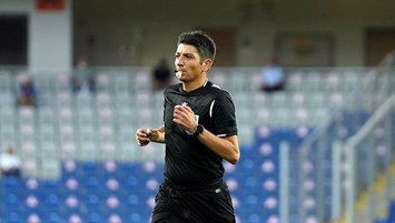UEFA'dan hakem Yaşar Kemal Uğurlu'ya görev