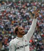 F1'de şampiyon Hamilton