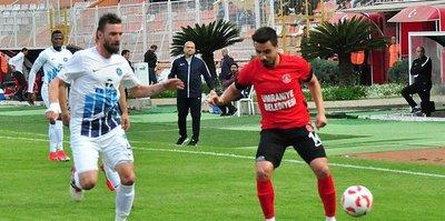 Adana Demirspor evinde kaybetti