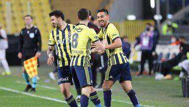 Fenerbahçe 3-1 Gaziantep FK | MAÇ SONUCU