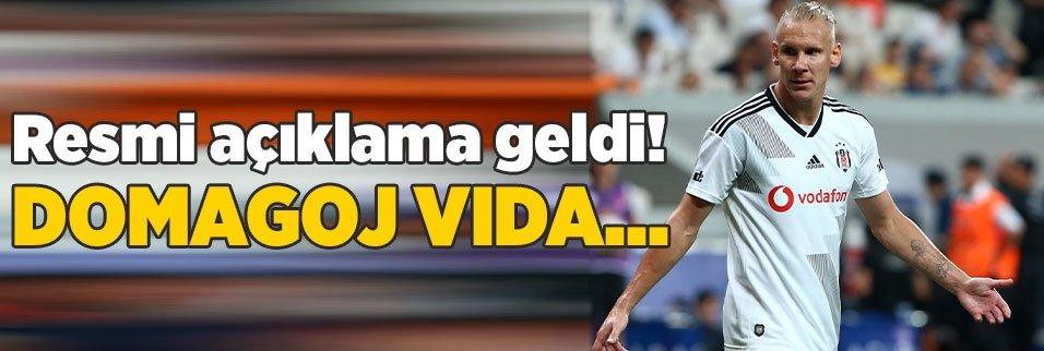 son dakika besiktastan domagoj vida ve sakatlik aciklamasi 1592299067679 - Beşiktaş kaleci transferinden vazgeçti! Nedeni...
