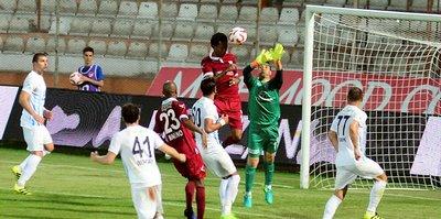 Adana Demirspor-Bandırmaspor 1-4