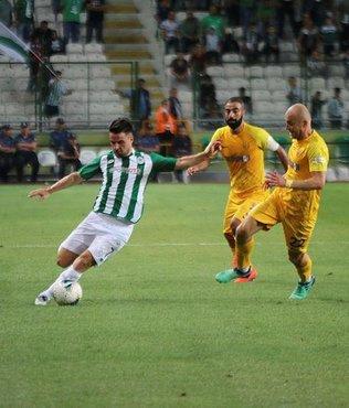 Konyaspor 0-0 Ankaragücü | MAÇ SONUCU