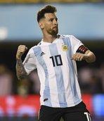 Messi, Dünya Kupası'na ısınıyor