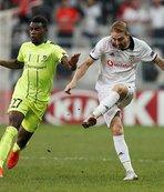 Büyükşehir Belediye Erzurumspor'da forvet transferi