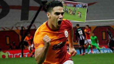 Son dakika: Galatasaray-Beşiktaş maçında ikinci penaltı! İşte o pozisyon