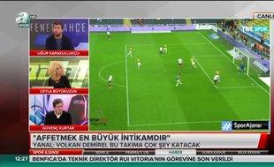 Uğur Karakullukçu: 38 yaşındaki Volkan Fenerbahçe kalesini kurtaramaz