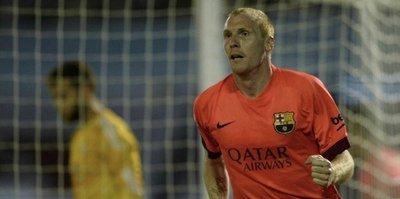 Barcelona'dan Mathieu iddiası