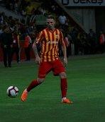 Kayserispor'da Rajko Rotman 11'e dönüyor