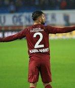 Trabzonsporlu futbolcu sezonu kapattı!