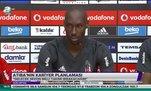 "Atiba: ""Futbolu Beşiktaş'ta bırakabilirim"""