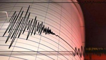 İstanbul'da deprem meydana geldi! AFAD açıkladı...