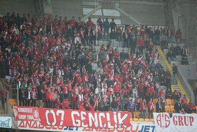 M.Başakşehir - Antalyaspor maçından kareler