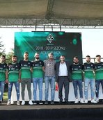 Sakaryaspor'da toplu imza töreni