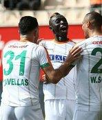 Alanyaspor'da Antalyaspor maçı hazırlıkları