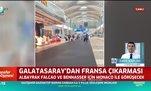 Galatasaray'dan Fransa çıkarması