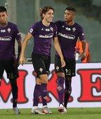 Chiesa şov yaptı Fiorentina fark attı!