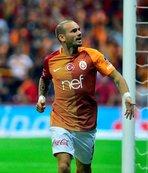 Wesley Sneijder yolcu