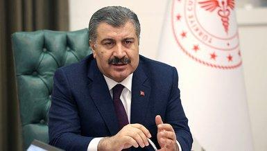 Sağlık Bakanı Fahrettin Koca güncel corona virüsü rakamlarını açıkladı (22 Mayıs)