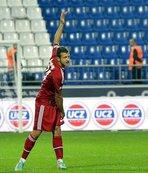 Batuhan Karadeniz maça damga vurdu! Gol düellosu...