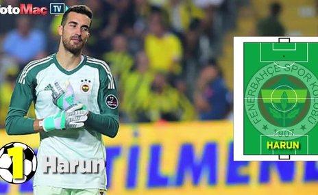 Fenerbahçe'nin Akhisarspor karşısıdaki ilk 11'i