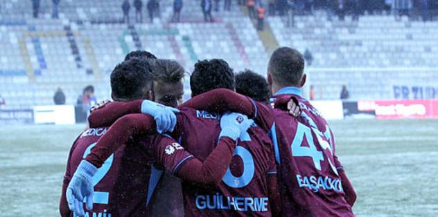 BB Erzurumspor 1-4 Trabzonspor | GENİŞ ÖZET