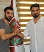 Hatayspor, Mirkan Aydın'ı transfer etti