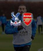 Cenk Tosun'un yeni takımı Crystal Palace Arsenal karşısında!