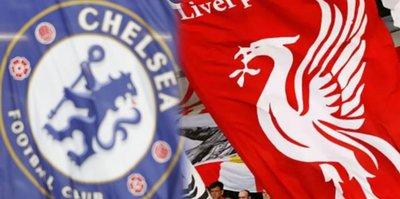 Liverpool ve Chelsea taraftarlarının buluşma noktaları belli oldu