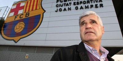 Messi'yi eleştiren yönetici kovuldu