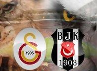 Galatasaray ve Beşiktaş'ın transfer savaşı! Resmen açıklandı...