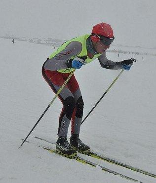 Bitlis'te düzenlenen kayaklı koşu yarışları sona erdi