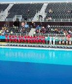 Türkiye, yüzmede toplamda 57 madalya elde etti