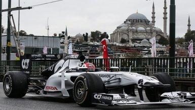 Son dakika spor haberi: Formula 1 yeniden İstanbul'da! İşte o tarih...