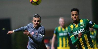 Beşiktaş 2-2 Ado Den Haag