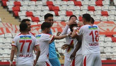 Antalyaspor - Göztepe: 2-3 (MAÇ SONUCU - ÖZET)