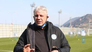 Sumudica: Yarın Mourinho gelse Rize'de bir şey yapamaz