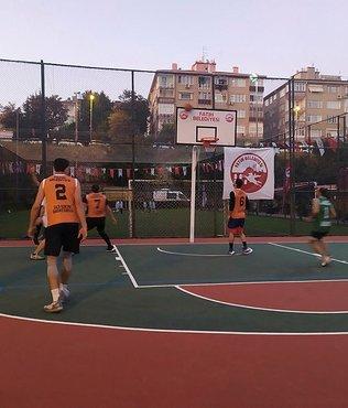 Fatih Belediyesi'nden sokak basketbolu turnuvası