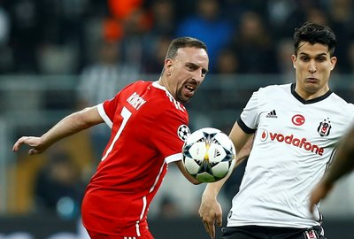 Beşiktaş Şampiyonlar Ligine rekorlarla veda etti
