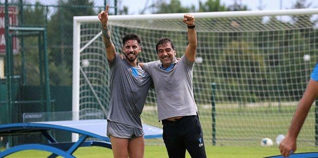 Trabzonspor'da Sosa'nın indirim talebi rafa kalktı