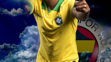 Son dakika transfer haberi: Fenerbahçe'ye genç Sambacı: Talles Costa! (FB spor haberi)