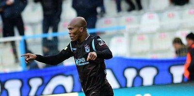 Trabzonspor'da kral Nwakaeme