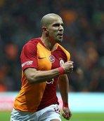 Feghouli'den transfer açıklaması!
