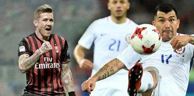 Trabzonspor iki futbolcuyla anlaştı